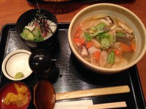 Kenchan udon