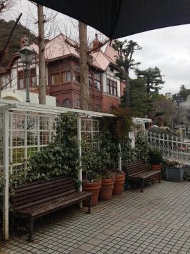 Weathercock House, Kobe