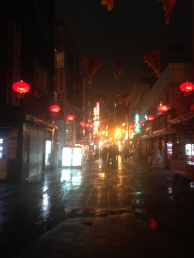 Kobe Chinatown, to cross off from Chinatown list