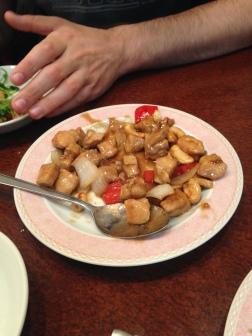 cashew chicken thing
