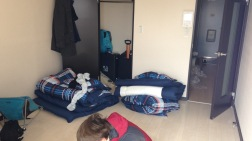 Pre furniture apartment