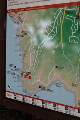 Izu Coast map