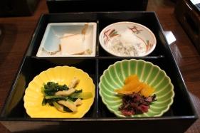 Onsen Hotel breakfast