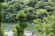 Arashiyama, by the Oi River