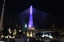 Aomori at night