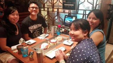 Okonomiyaki Party!