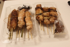 Birthday Yakitori