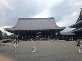 Higashi Honganji in Kyoto