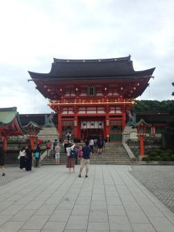 Fushimi Inari!