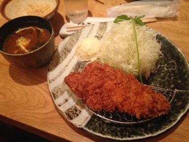 Katsukura katsu! Recommended by Josten