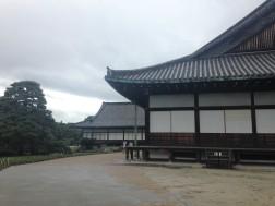The gardens of Nijo Castle