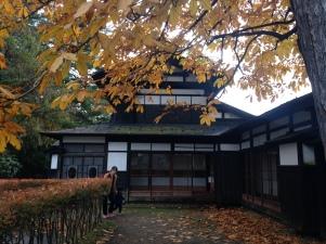 Samurai Village - Kakunodate