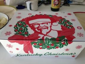 KFC for Xmas