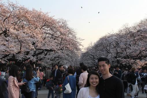 Ueno Park!