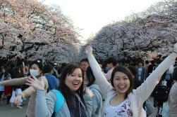 Wha-what, Ueno Park!!!