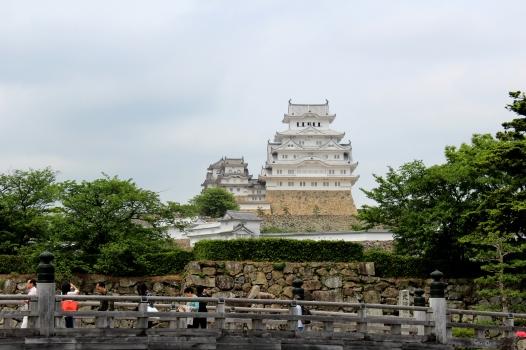 Himeji Castle!