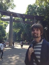 Getting lost in Meiji Jingu