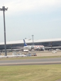 Star Wars plane!