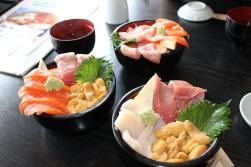 Kaisen Donburi (Seafood donburi)