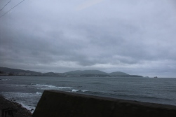 The sea!
