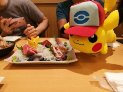See You Later Dinner, featuring Pikachu!