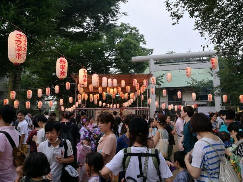 Setagaya Firefly Matsuri
