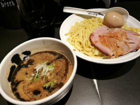Last bowl - Garlic Tsukemen