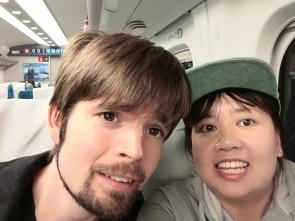 Last shinkansen ride